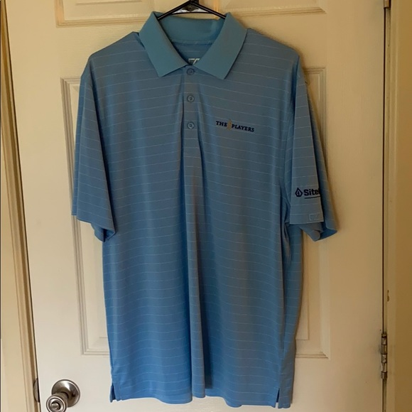 Men's The Players Golf Polo EXCELLENT condition